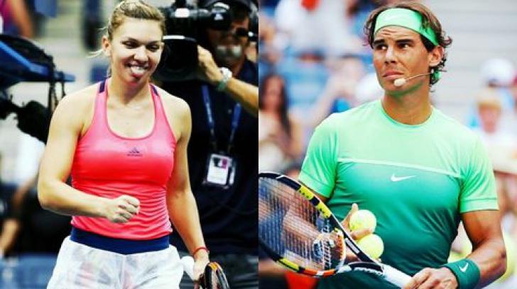 Simona Halep.Relatia Simona Halep-Rafa Nadal, dezvaluire de ultima ora a unui apropiat al jucatoarei