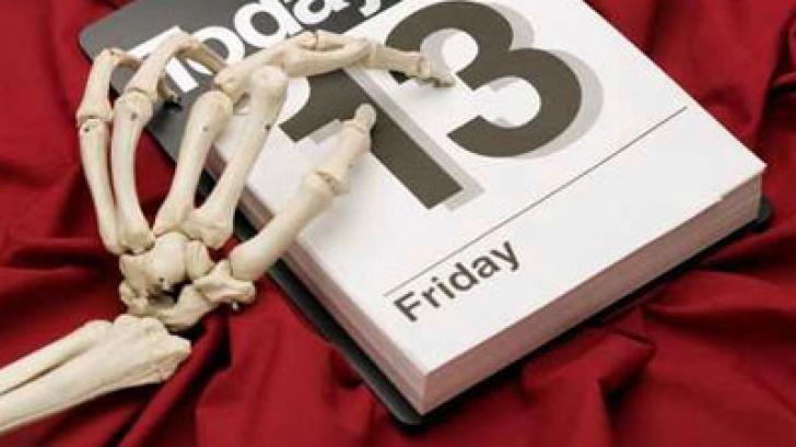 Vineri - 13, ziua cu cele mai multe ghinioane. Ce să nu faci sub nicio formă în această zi