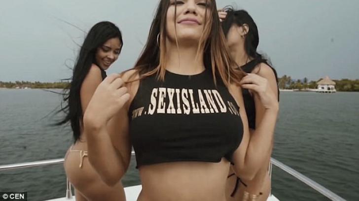 Vacanță cu sex și droguri pe o insulă exotică. Ofertă șocantă pentru turiști - IMAGINI +18