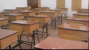 Şcoală nouă, ÎNCHISĂ după 3 ani din lipsă de elevi. E deschisă doar la alegeri