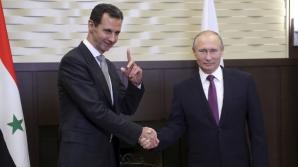 Bashar al Assad si Putin