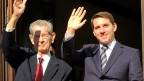 Principele Nicolae si Regele Mihai