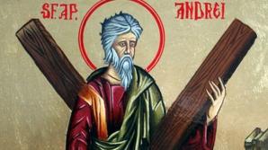 Sfantul Andrei. Sărbătoare mare astăzi pentru ortodocşii din România
