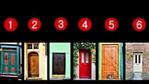 Alege o ușă și află cum vei încheia acest an. Testul care îţi arată viitorul