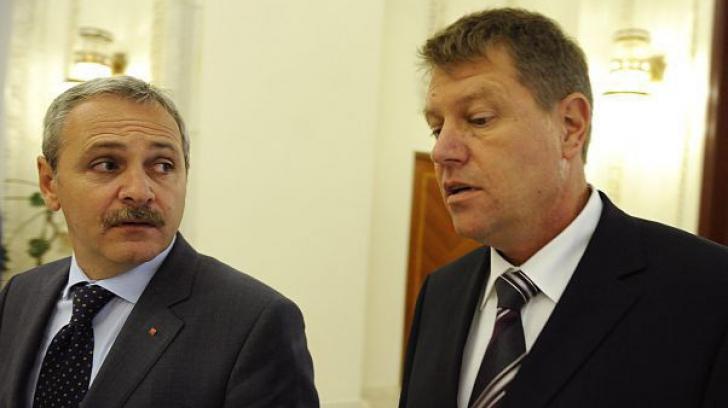 """Klaus Iohannis, ironizat de liderul PSD: """"O să ne predăm"""""""