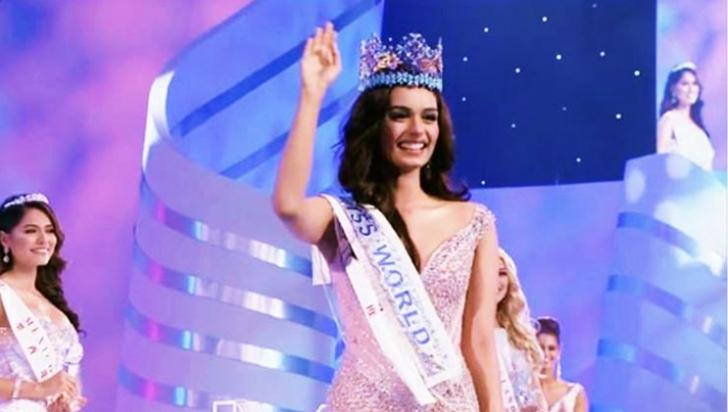 O tânără de 20 de ani din India a câştigat concursul MISS WORLD 2017