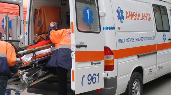 Accident grav pe DN 1: Sunt patru victime, traficul este blocat
