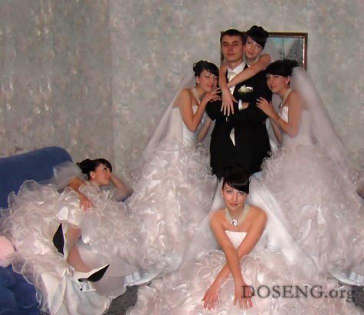 Poza de nuntă pe care fotograful n-ar fi trebuit să o facă. Ea a văzut după cununie. A cerut divorț