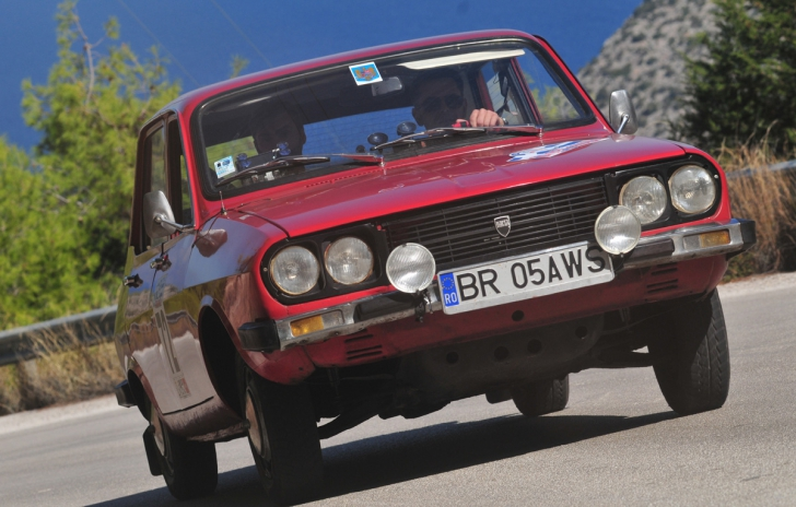Dacia Geta este noua senzaţie din Europa. Maşina după care toţi au întors capul