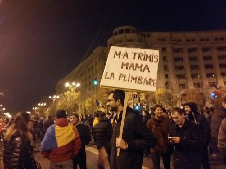 #LEGILE JUSTIȚIEI! Peste 60.000 de români au protestat în Capitală și în marile orașe din țară