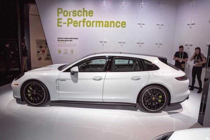 Los Angeles Auto Show 2017. Imagini în premieră cu cel mai nou model Porsche