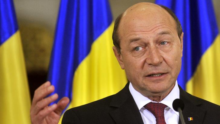 """Ce ar fi făcut Băsescu dacă era președinte, după mesajul SUA: """"Aș fi reacționat. RĂU"""""""