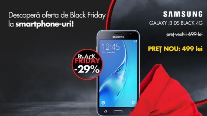 Black Friday 2017 – Cum arata promotia la telefoane mobile. Reducerile sunt mari de tot