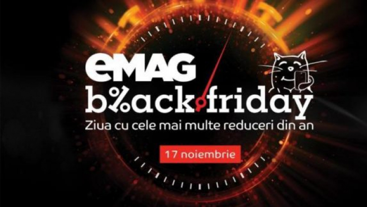 Black Friday 2017. eMAG vs. Flanco vs. Elefant. Reducerile sunt online de la 7 | LIVE