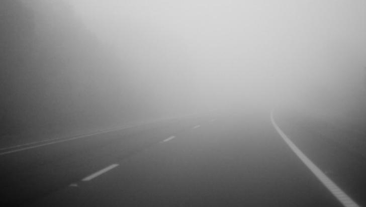 Cod Galben de ceaţă în mai multe judeţe. Anunţul de ultimă oră făcut de Poliţia Română pentru şoferi