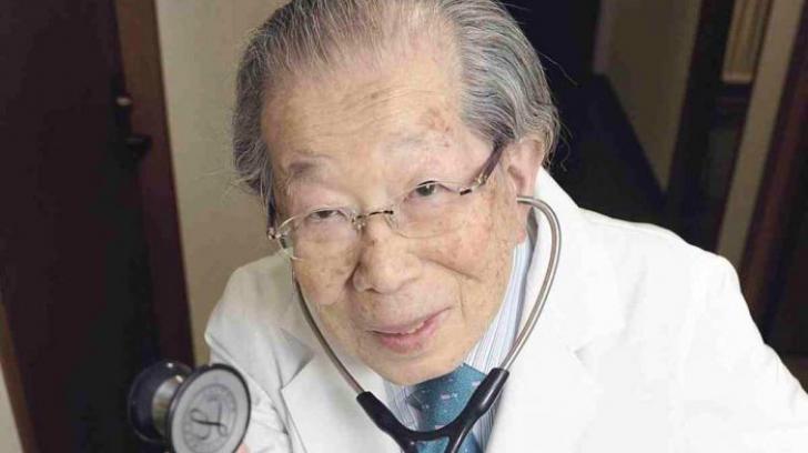Cele 3 principii de viață ale celui mai longeviv medic din lume: Ar trebui respectate cu stricteţe