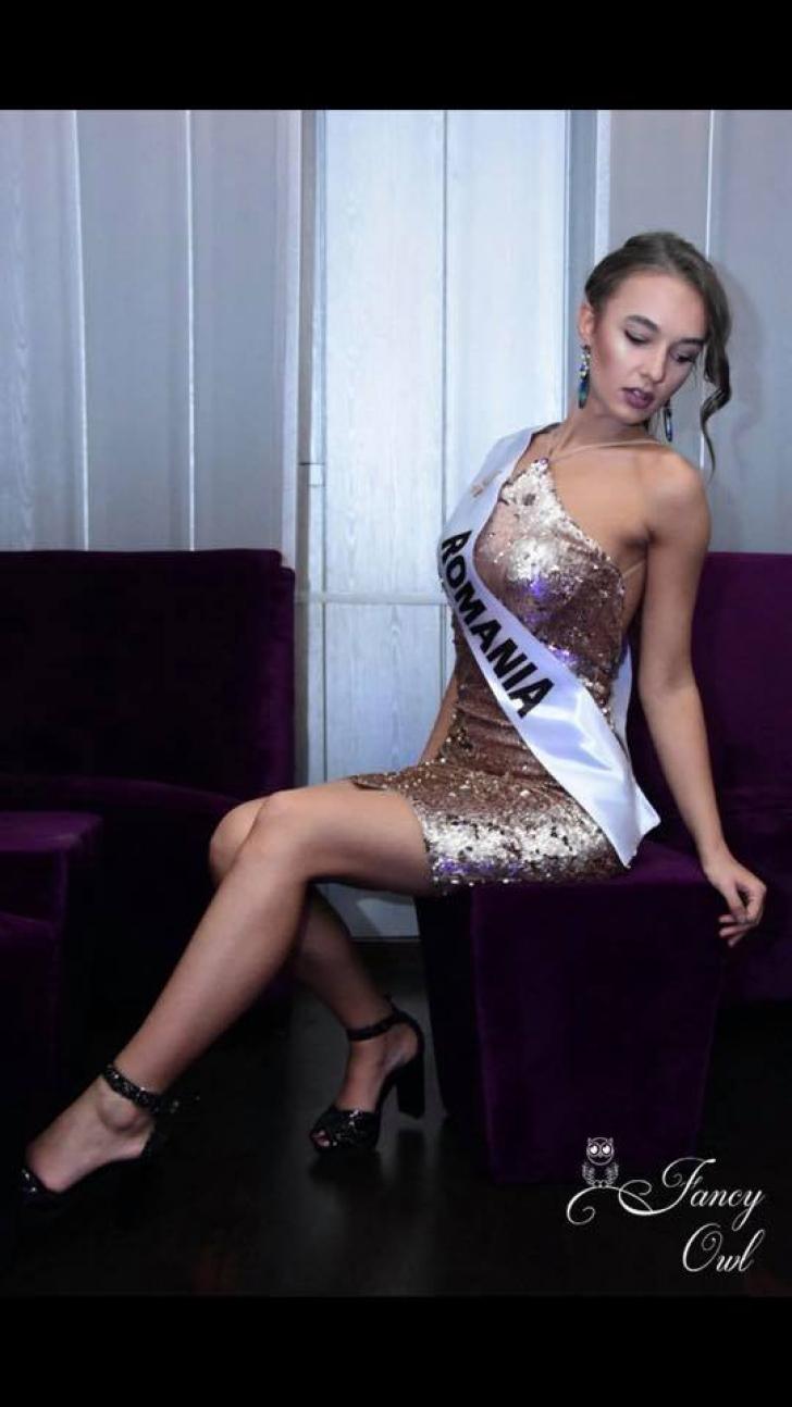 Miss Humanity 2017. Cine este românca selectată în competiție