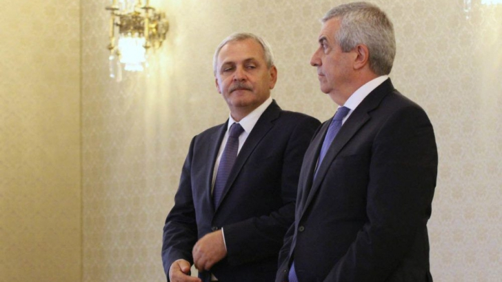 Scandal în Parlament. Opoziția cere demisia lui Liviu Dragnea