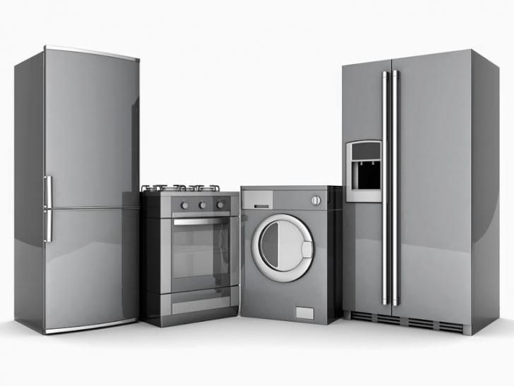 eMAG. 5 masini de spalat si 5 frigidere la reducere inainte de Ziua Romaniei