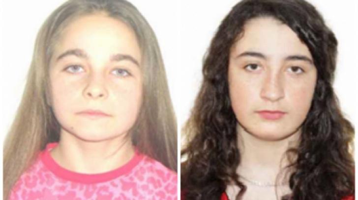 Le-aţi văzut vreodată pe acest două fete? Sunaţi urgent la Poliţie!