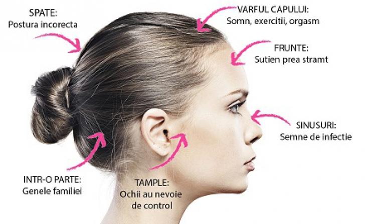 inflamația articulațiilor capului)