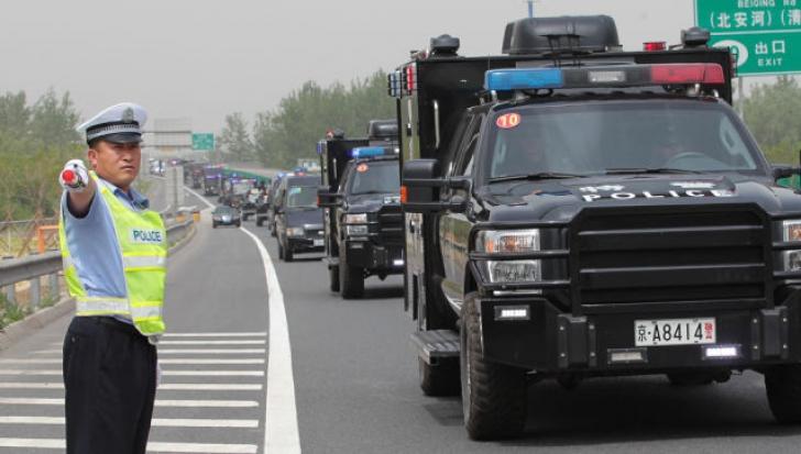 Atac armat în China