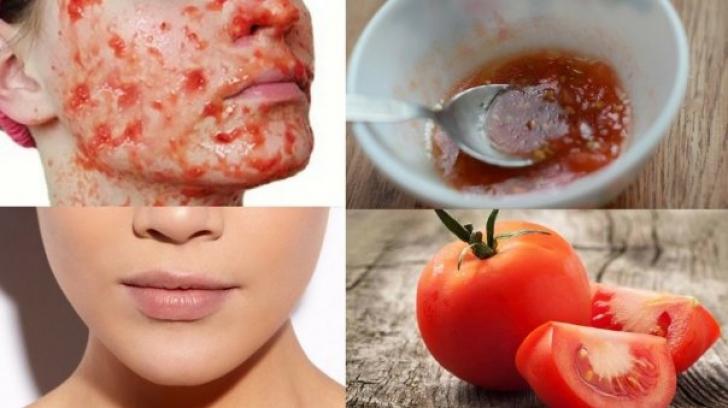Ce se întâmplă dacă îți freci fața cu o roșie timp de trei secunde