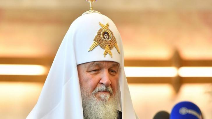 """Tudor Gheorghe, în faţa Patriarhului Kirill al Moscovei: """"Nu dau un Ceahlău pe toţi Uralii"""""""