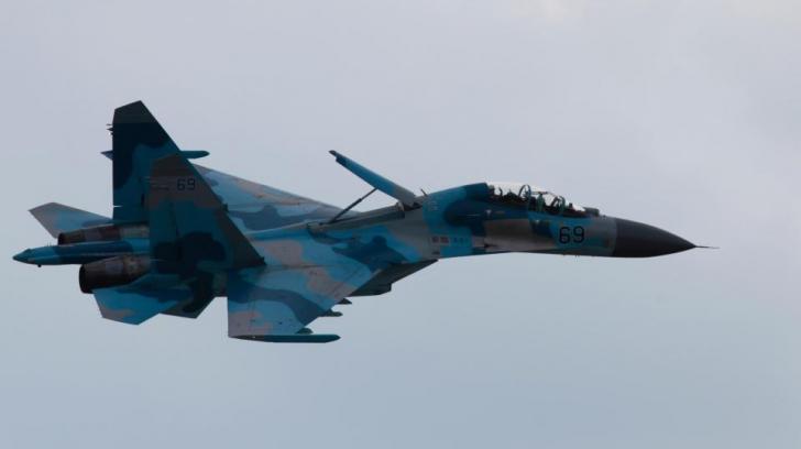 Avion de luptă rusesc
