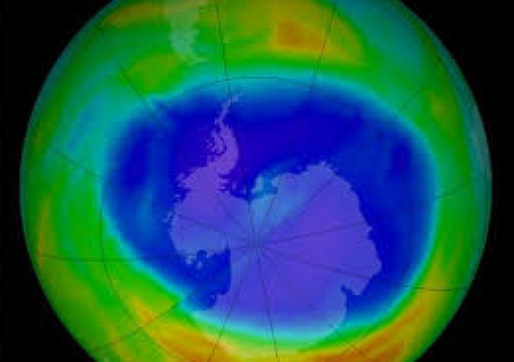 NASA a dat verdictul: încălzirea globală face bine stratului de ozon (VIDEO)
