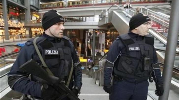 Atac armat într-un supermarket din Germania