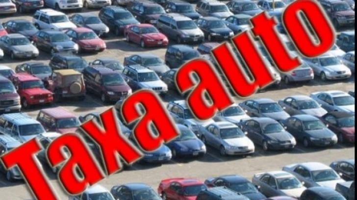 Taxa auto 2018
