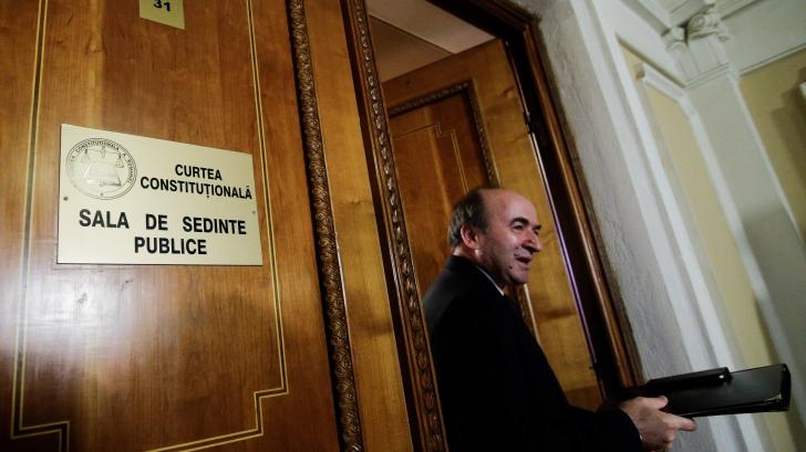 """Decizia CCR în cazul BELINA, amânată pentru 23 noiembrie. Dorneanu: """"Pentru aprofundarea cauzei"""""""