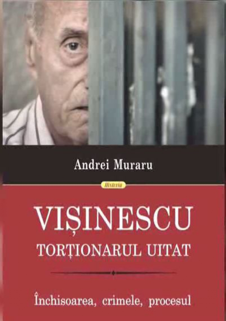 O carte despre Alexandru Vișinescu, lansată la târgul Gaudeamus