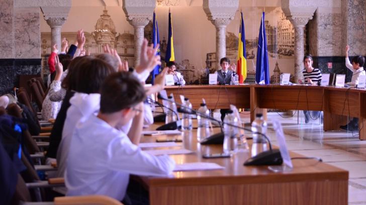 De Ziua Internațională a Drepturilor Copilului, cei mici au votat proiectele bune pentru Sectorul 1