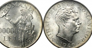 Moneda argint 1946
