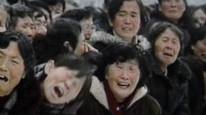 Scene incredibile în Coreea de Nord! Ce a difuzat televiziunea de stat a ţării