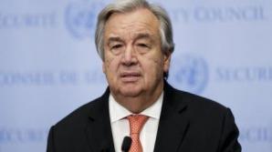 Reacţia secretarul general al ONU, după anunţul lui Trump legat de Ierusalim