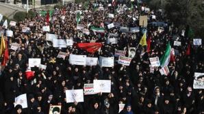 Demonstrații în Iran