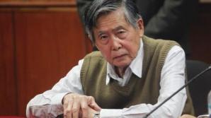 Fostul preşedinte peruan Alberto Fujimori internat la terapie intensivă