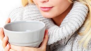 Dieta de iarnă. Cum să te menţii în formă cu băuturi calde
