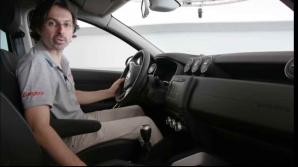 Dacia Duster, interiorul de lux