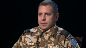 1 Decembrie.Eugen Mănăilă, după Afganistan: la un pas de moarte, dar s-ar întoarce şi mâine pe front