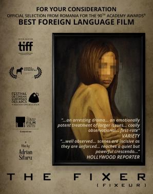 """Lungmetrajul """"Fixeur"""" al lui Adrian Sitaru, turneu de promovare în SUA pentru Oscar 2018"""