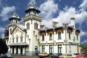 Gara Regală din Curtea de Argeş