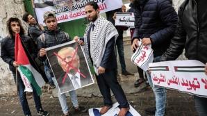 Proteste violente în Cisiordania şi Gaza după decizia lui Trump privind Ierusalimul