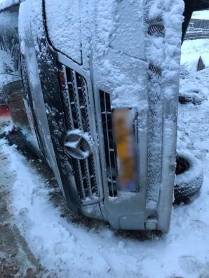 Accident grav în Harghita. A fost activat planul ROŞU. Cel puțin 9 victime. Două au decedat pe loc