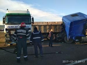 Accident Hârșova