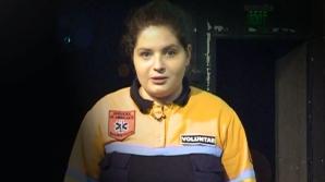 Ziua Naţională. Povestea Ioanei Ciorteanu, studentă la Actorie şi voluntar la Ambulanţa Bucureşti