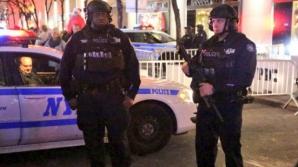 Poliţia din New York a confirmat o intervenţie în urma unei explozii